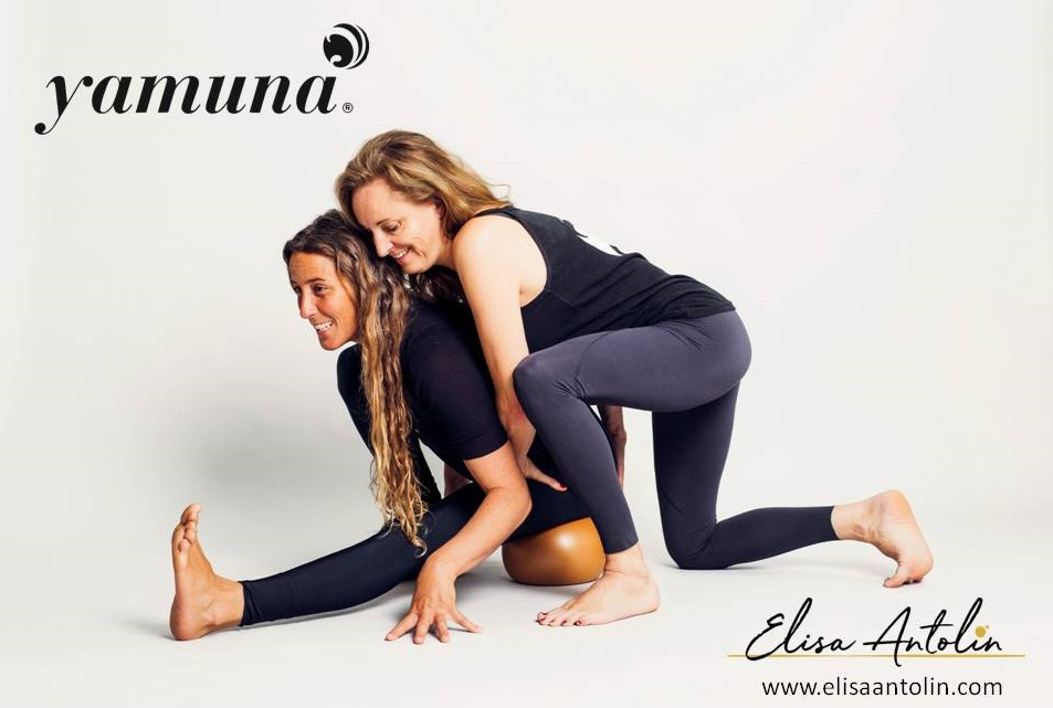 Formación yamuna® Body Rolling ON-LINE